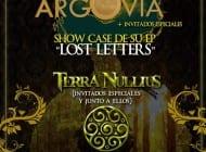 - @ArgoviaBand debuta en vivo este 29/11 junto a @TerraNulliusVe y @MundoGaelica en el Centro Cultural Chacao