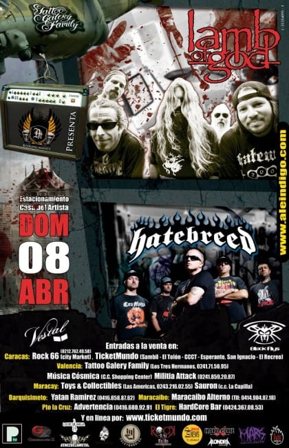LOG-Hatebreed