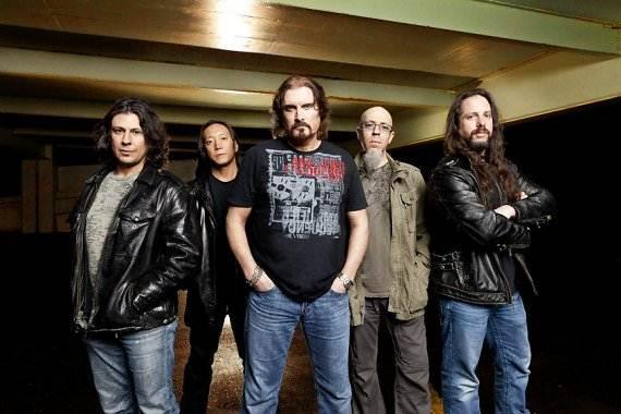 Dream Theater Mangini