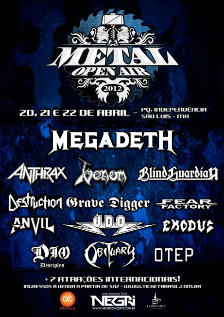 Metal Open Air Brasil