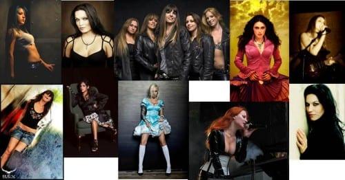 Mujeres del metal