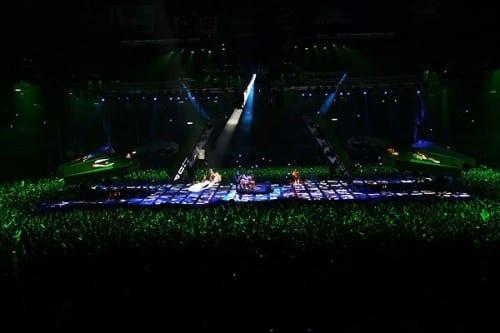 Metallica tarima new