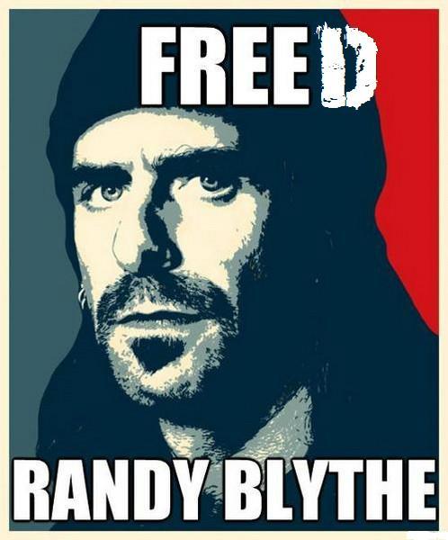 Randy Blythe - freedrandyblythe