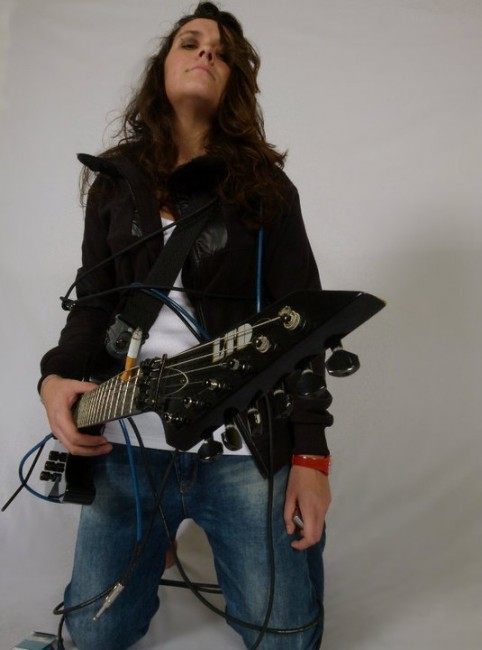 Marie - Guitarrista de Breakdown