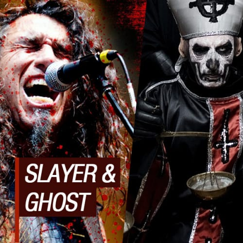 SLAYER-GHOST - Rock in Rio