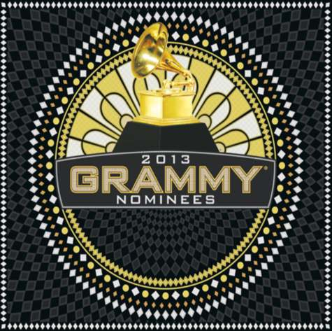 Nominados - Grammy 2013