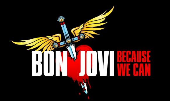 Bon Jovi BecauseWeCan
