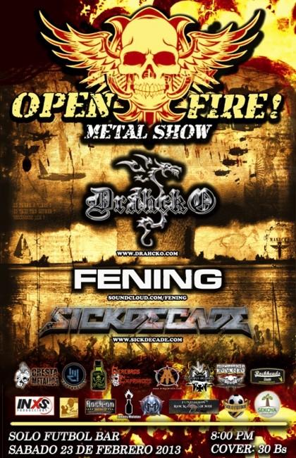 OpenFire!_MetalShow