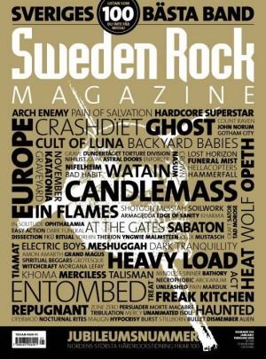 Sweden Rock Magazine Candlemass