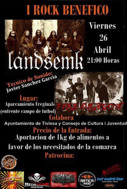 LANDSEMK EN TIVISSA (TARRAGONA)