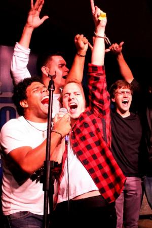 La Última Thule, ganadores de la tercera edición del HARD ROCK RISING