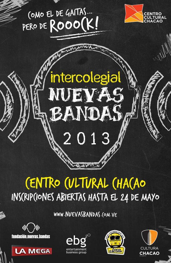 Intercolegial Inscripciones 2013
