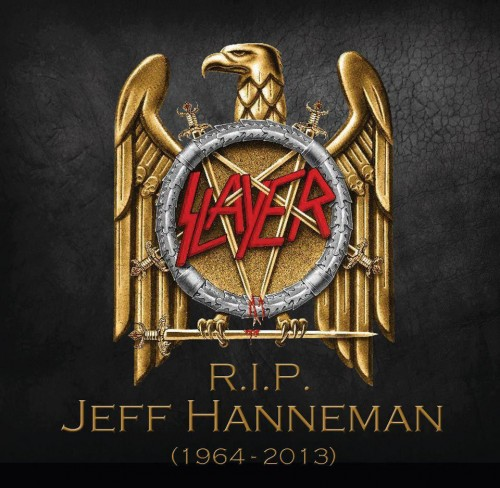 Slayer RIP Jeff
