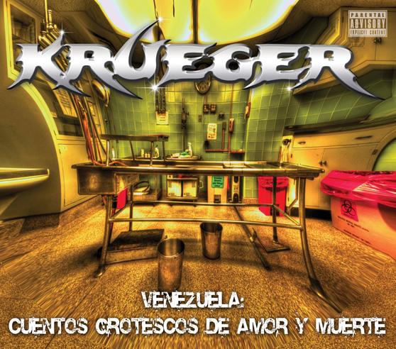 KRUEGER - Portada CD 2013 (BR)