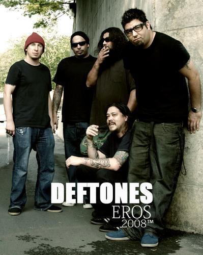 Deftones Eros