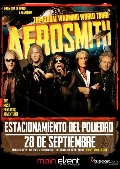 Aerosmith CCS