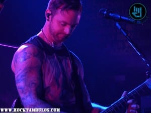 "BULLET FOR MY VALENTINE estrenó clip para ""Army Of Noise"", video grabado durante su gira sudamericana"