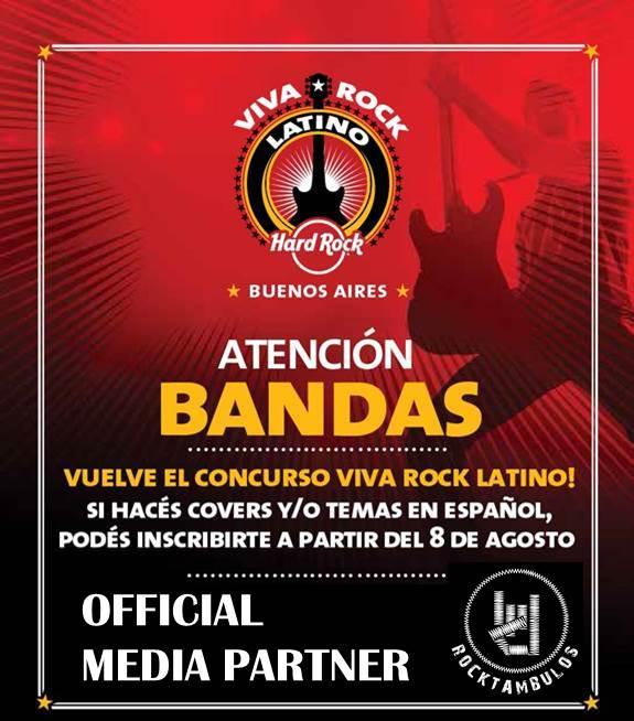 Viva Rock Latino 2016
