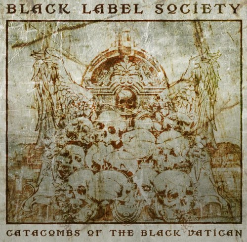 "Portada de ""Cathacombs Of The Black Vatican"""