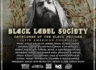 BLACK LABEL SOCIETY estará de gira por México y parte de sudamérica en Agosto