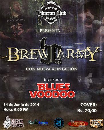 Brew Army Pto La Cruz