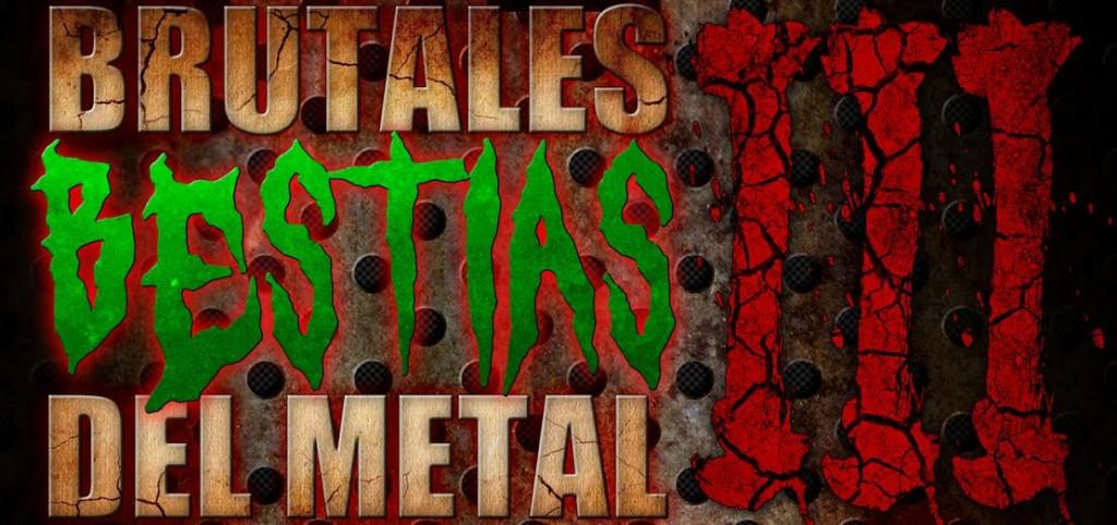 Brutales bestias del metal banner