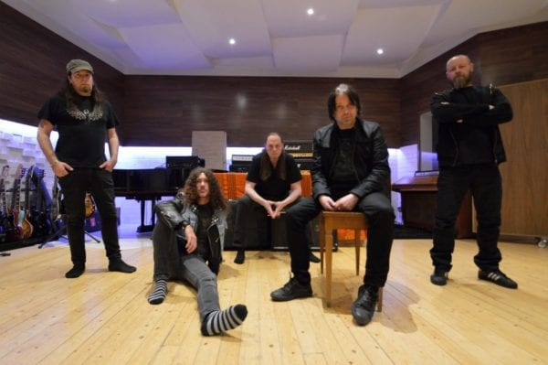 Candlemass In Studio