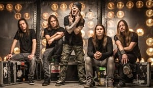 "CHILDREN OF BODOM estrena lyric video para ""I Worship Chaos"", un adelanto de su próximo disco"