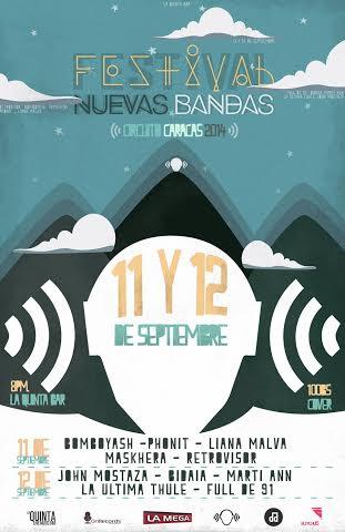 Circuito Nuevas Bandas 2014