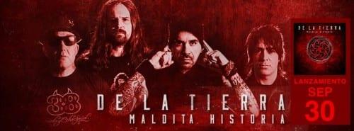 De La Tierra Release