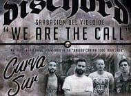 """¿Quieres formar parte de un video de @DISCHORDCCS?. Asiste al concierto este 29/11 y participa en la grabación de """"We Are The Call"""""""