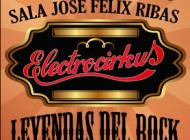 """- @ELECTROCIRKUS presentará su show """"Leyendas Del Rock"""" en el Teatro Teresa Carreño este 20 de Noviembre"""