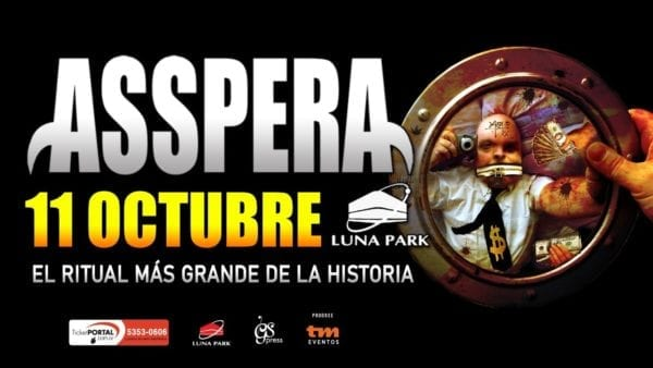 ASSPERA en Buenos Aires 2020 @ Luna Park