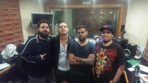 FTF - Victor, Santiago, Tomas, Dan