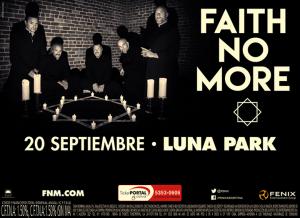 FAITH NO MORE en Buenos Aires, Argentina