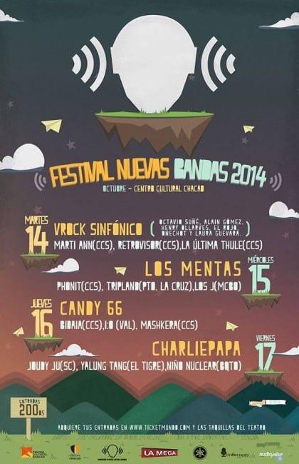 Festival Nuevas Bandas 2014