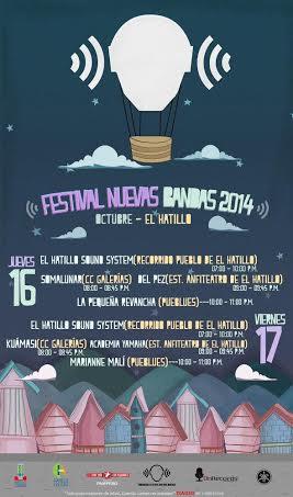 Festival Nuevas Bandas 2014 Hatillo