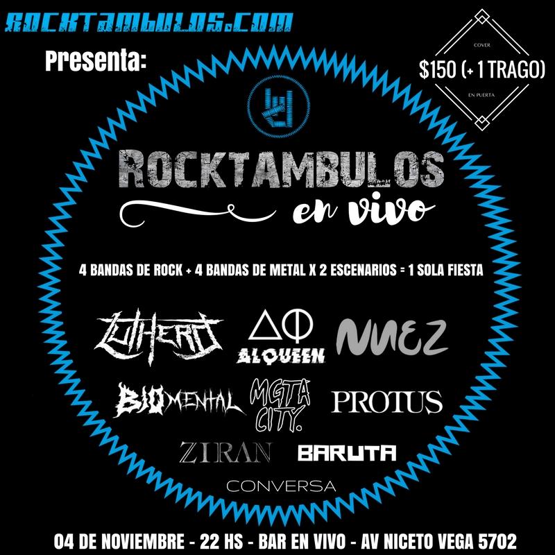 Rocktambulos En Vivo
