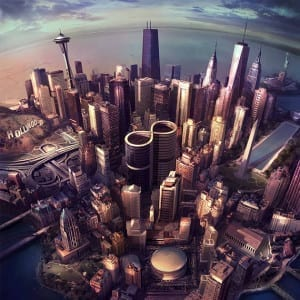 Foo Fighters - Sonic-Highways-2014