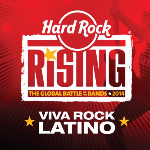 Hard Rock Rising Viva Rock