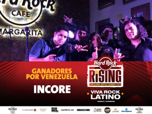Hard Rock Rising Viva Rock Incore