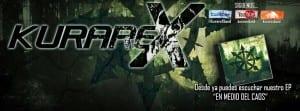 """Los venezolanos KURAREX estrenan sencillo. Mira el """"lyric video"""" de """"No Mereces Respirar"""""""