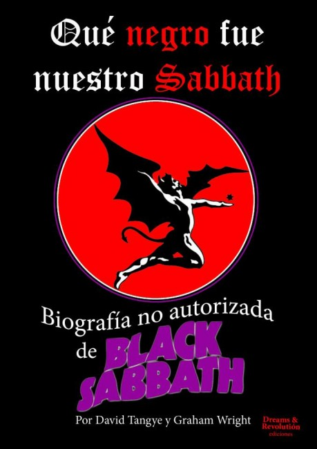 Libro-Black Sabbath-QNFNS