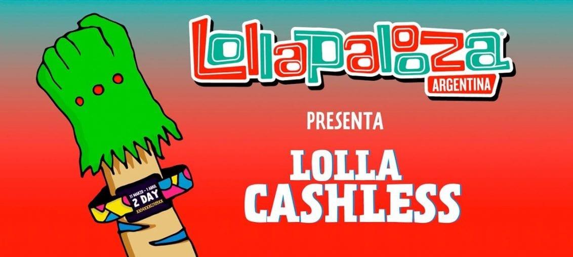 5c1025c02dca Comenzó el canje de pulseras para LOLLAPALOOZA ARGENTINA. Acá está ...
