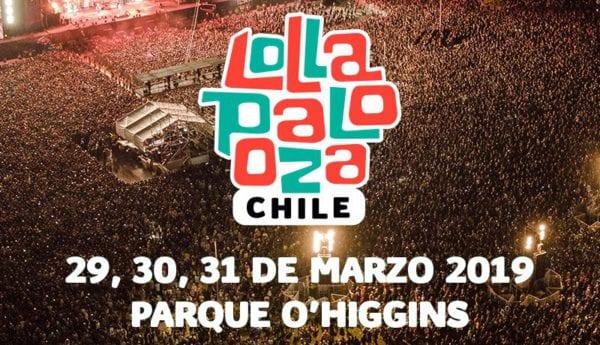 LOLLAPALOOZA Chile 2019 @ Parque O'higgins | Santiago | Región Metropolitana | Chile