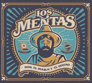 Los Mentas Disco 2014