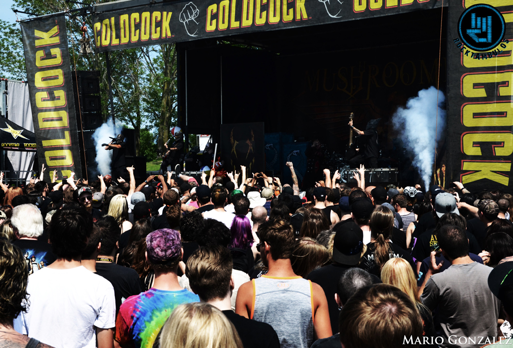 Coldcock Stage