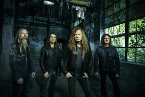 "MEGADETH estrena sencillo. Escucha ""The Threat Is Real"" acá"