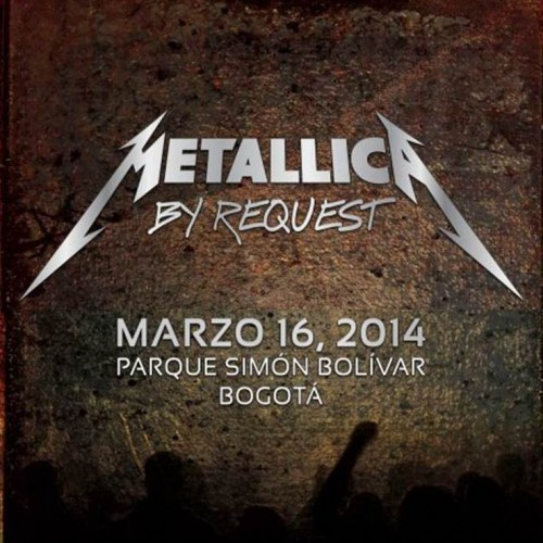 Metallica Colombia