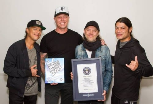 Metallica-Guinness-World-Record